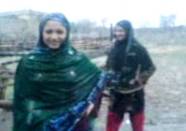 Honor Killing Two teenage sisters were filmed playing and dancing outside their home in the rain.