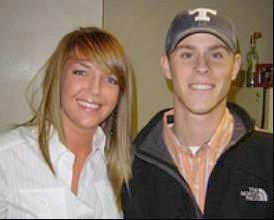 Channon Christian and Christopher Newsom.  Image courtesy of Wikipedia.