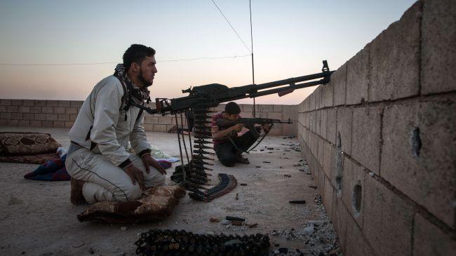 cia commandos syria