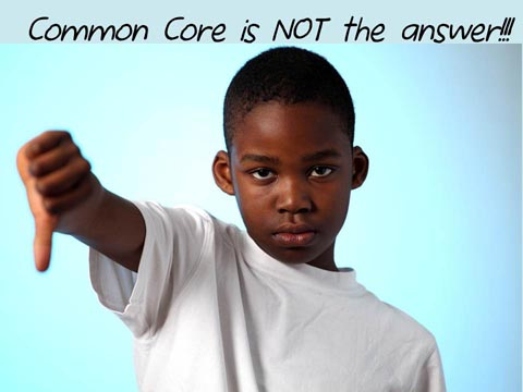 CommonCoreBoywithThumbsDownCCisNotTheAnswer