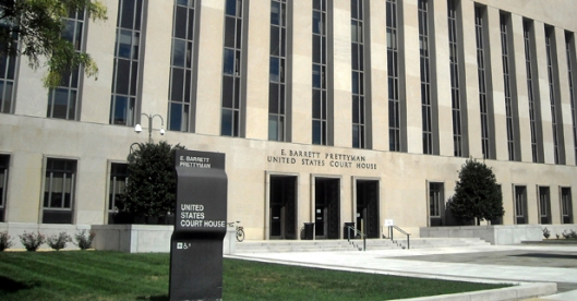The Foreign Intelligence Surveillance Court operates out of the E. Barrett Prettyman U.S. Courthouse near Capitol Hill in Washington, DC. (Photo: Courtesy Wikimedia)