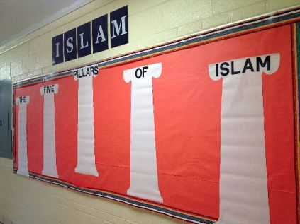 Kansas Public school promoting five pillars of Islam