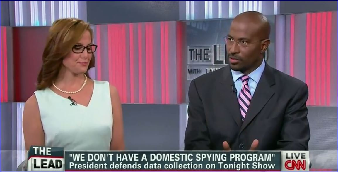 Van Jones S E Cupp on Jake Tapper screenshot