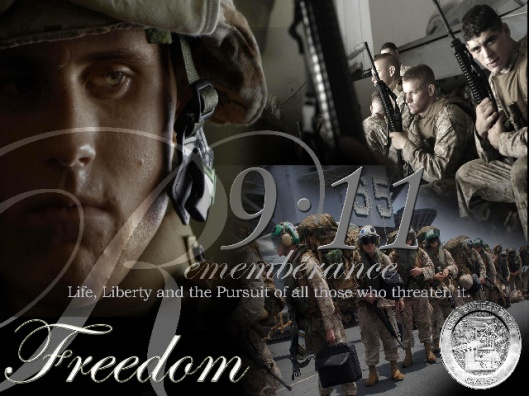 EnduringFreedom Remembrance 911. Image courtesy of Wikipedia