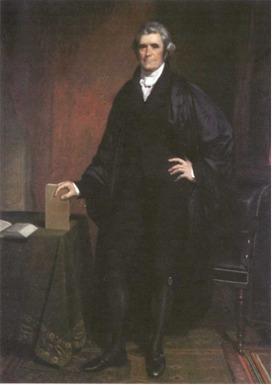 john marshall supreme court justice