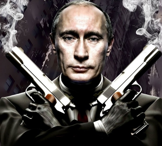 Putin smoking guns