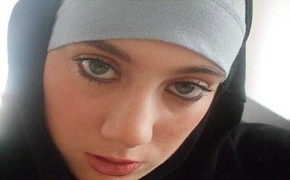 Samantha Lewthwaite aka Sherafiyah Lewthwaite 'white widow' of London July 7 bomber Jermaine Lindsay 002