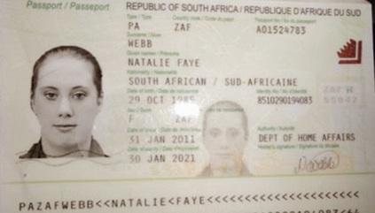 Samantha Lewthwaite aka Sherafiyah Lewthwaite 'white widow' of London 7/7 bomber Jermaine Lindsay