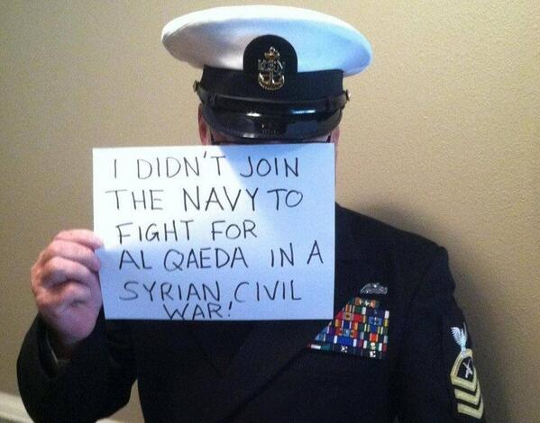 U.S.-Naval-Officer-Does-Not-Want-to-Fight-For-Al-Qaeda-In-Syria