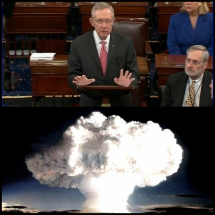 Harry Reid's Nuclear Option