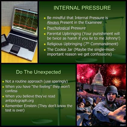 how to pass a polygraph test
