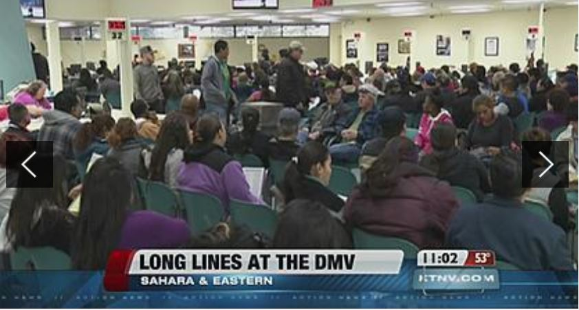 thousands of immigrants fill nevada dmv offices to get new