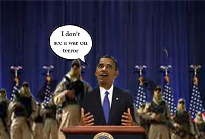 Obama oblivious