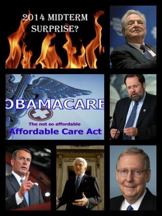 Obamacare midterm 2014 them v us