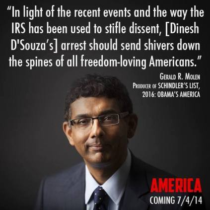 The persecution of Dinesh D'Souza