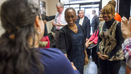 Bill de Blasio's wife Chirlane McCray cleared to work for Mayor's Fund