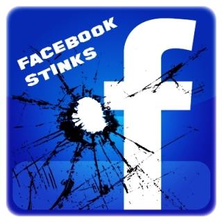 facebook stinks