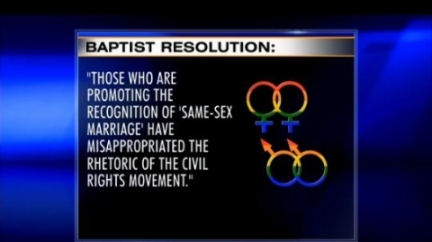Gay rights is not a civil right