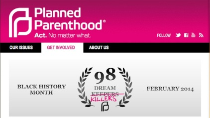 Planned Parenthood DREAM KEEPERS KILLERS Image courtesy of Life News