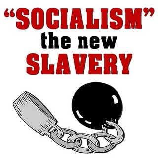 socialism the new slavery