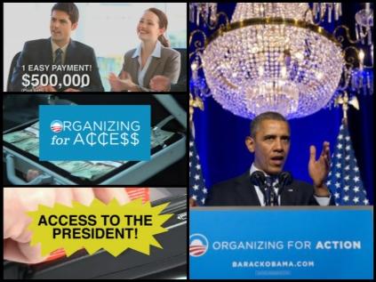 barack obama organizing for action Collage