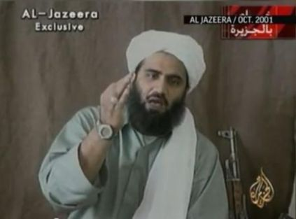 Sulaiman Abu Ghaith, Son-in-Law, Osama Bin Laden