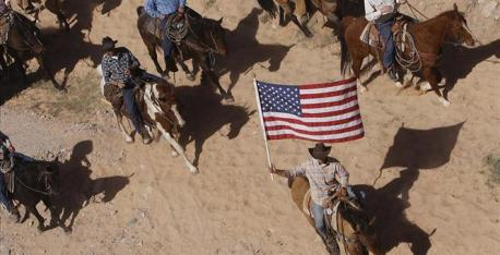 Bundy Ranch Standoff