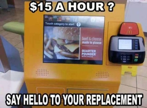 15.00 minimum wage