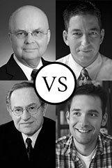 Monk Debates Monk Debates Alan Dershowitz Glen Greenwald Alexis Ohanian General Michael Hayden 05022014 002