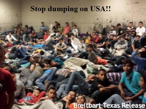 Brownsville4 breitbart STOP DUMPING ON USA