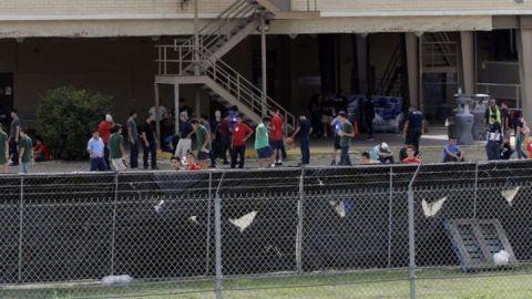 illegal immigration center