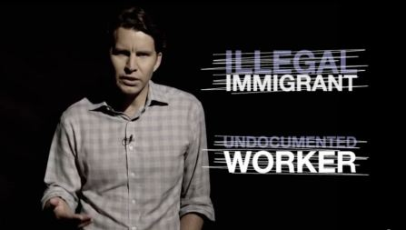 Why banning the term illegal immigrant is pointless Will Cain Real News TheBlazeTv