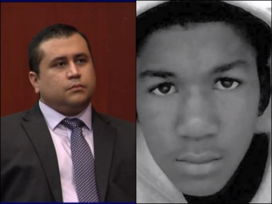 George Zimmerman trayvon martin_Fotor_Collage