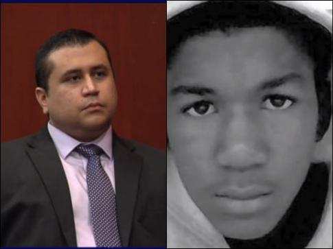 George Zimmerman trayvon martin_Fotor_Collage