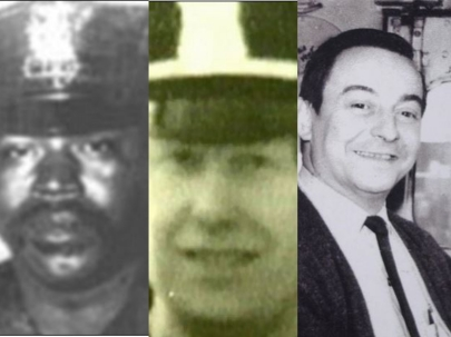 Nyack police officers Waverly L. Brown (left), Edward O'Grady (center) and Brinks security guard and father, Peter Paige (right) killed in 1981 armed robbery and shootout with members of the Weather Underground. Yet one senses very little remorse only that Boudin and comrades remain dedicated to securing the release of those left behind in prison.