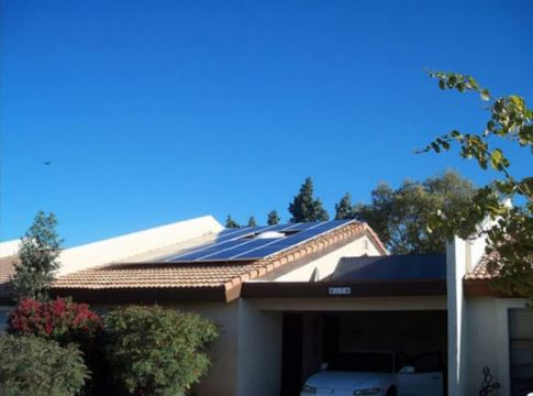 screenshot rooftop solar panels