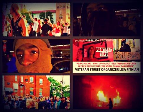 BEFUNKY Ferguson Riots Agent Provacateurs