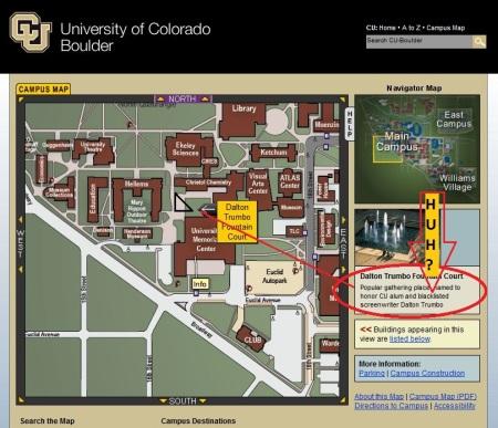 screenshot Dalton Trumbo Fountain Court Free Speech Area EDITED
