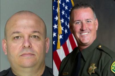 Sacramento County Sheriff's Deputy Danny Oliver and Placer County Sheriff's Deputy Michael David Davis Jr. killed in the line of duty by illegal aliens