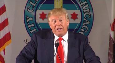 screenshot Donald Trump