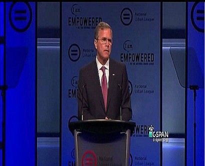 BEFUNKY screenshotjebbush2015nationalurbanleagueconference