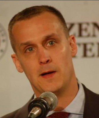 Corey R Lewandowski Donald Trump's Campaign Manager (Facebook)