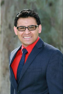 Jhonny Pineda, City Councilman of Huntington Park, southeast L.A. (Facebook).