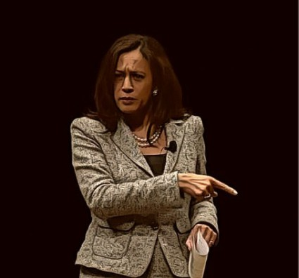 Kamala Harris, Calif. Attorney General.