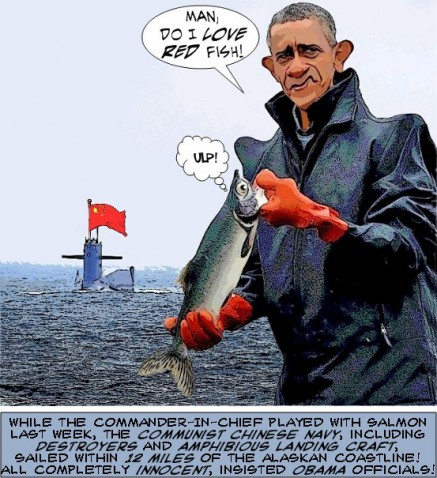 Obama blackened-redfish