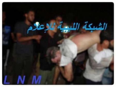 Ambassador Chris Stevens Benghazi
