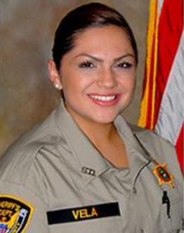 Deputy Sheriff Rosemary Vela End of Watch 09292015