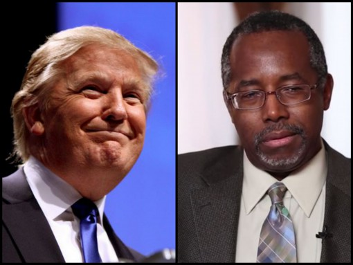 Donald Trump flickr creative commons photographer Gage Skidmore ben carson_Fotor_Collage