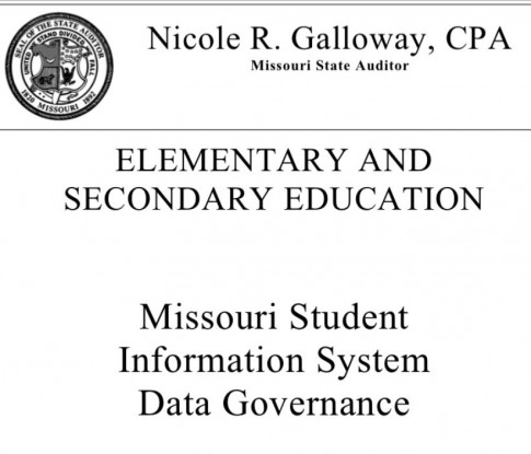 Missouri Student Data Collection System