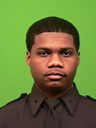 NYPD Officer, Randolph Holder, age 33. A five-year veteran on the force killed in the line duty.